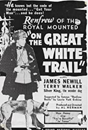On the Great White Trail Poster