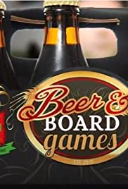 Beer and Board Games Poster