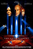 The Fifth Element (1997) Poster