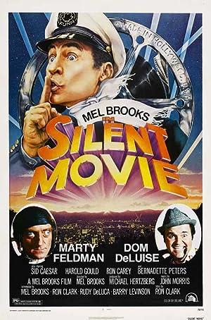 Poster Mel Brooks letzte Verrücktheit - Silent Movie