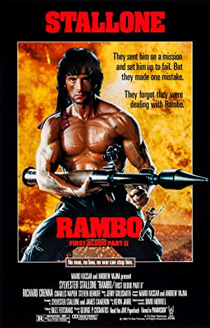 Rambo: First Blood Part II (1985) Download on Vidmate