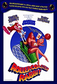 Roller Coaster Rabbit (1990) Poster - Movie Forum, Cast, Reviews