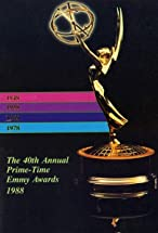 Primary image for The 40th Annual Primetime Emmy Awards