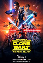 Star Wars: The Clone Wars - Season 7 poster