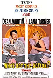 Who's Got the Action? Poster