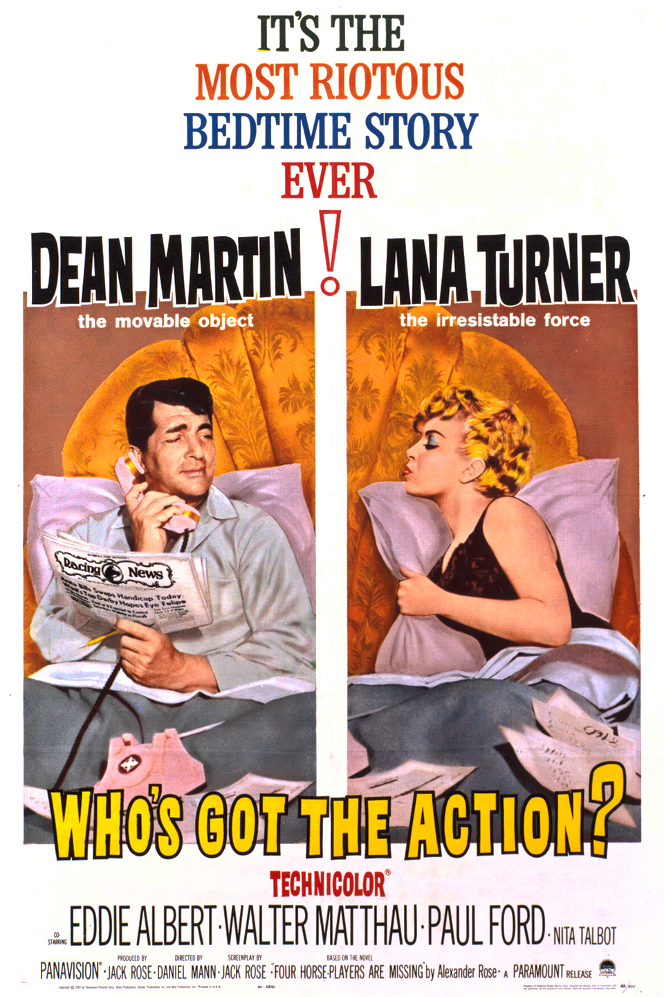 image Who's Got the Action? Watch Full Movie Free Online