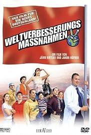 Weltverbesserungsmaßnahmen Poster