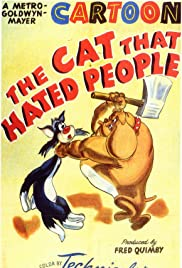 The Cat That Hated People Poster