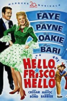 Image of Hello Frisco, Hello