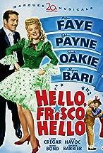 Primary image for Hello Frisco, Hello