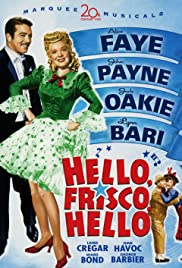 Image result for hello frisco hello pictures