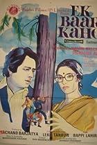 Image of Ek Baar Kaho