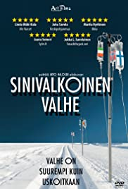 Sinivalkoinen valhe (2012) Poster - Movie Forum, Cast, Reviews