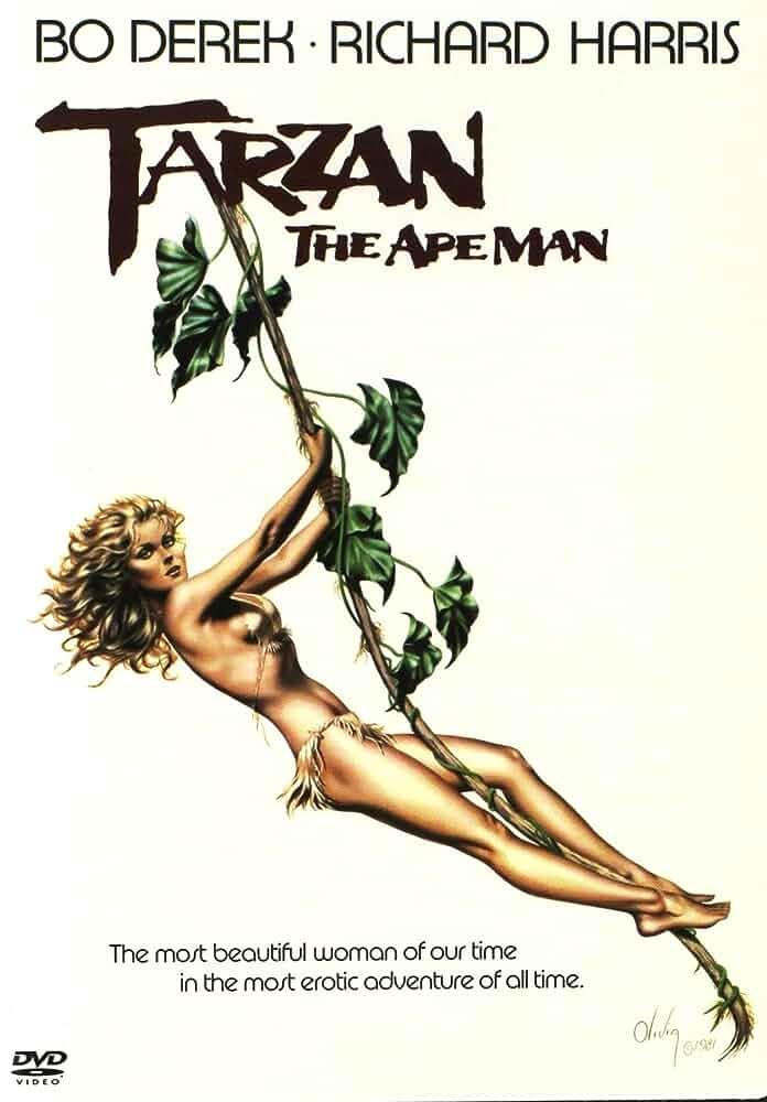 Tarzan the Ape Man 1981 720p WEB-DL English Watch Online Free Download