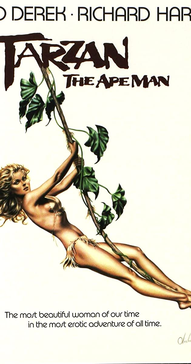 Tarzan the Ape Man (1981) - IMDb