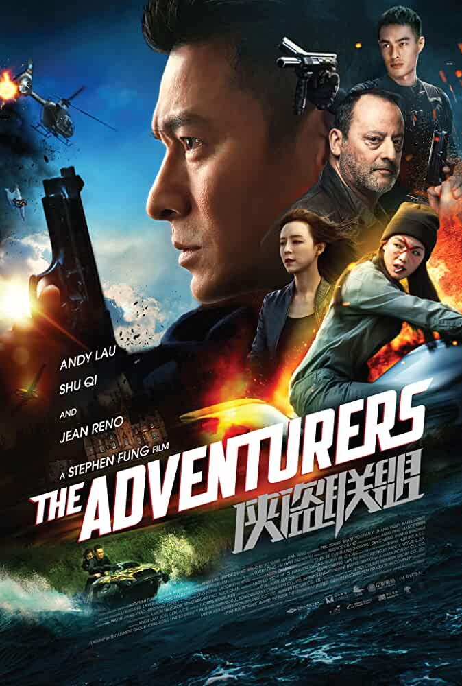 The Adventurers 2017 English 720p WEB-DL full movie watch online freee download at movies365.org
