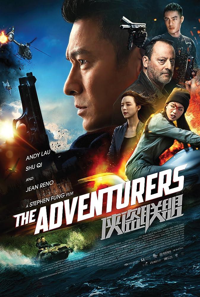 The Adventurers (2017), filme online subtitrat în Română