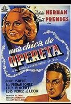 Una chica de opereta