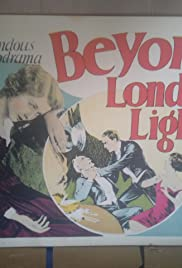 Beyond London Lights Poster