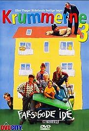 Krummerne 3 - fars gode idé Poster
