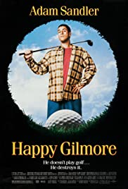 Happy Gilmore (English)