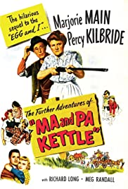 Ma and Pa Kettle (1949) Poster - Movie Forum, Cast, Reviews