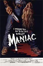 Maniac(1981)