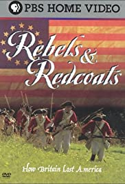 Rebels and Redcoats Poster