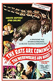 The Rats Are Coming! The Werewolves Are Here! (1972) Poster - Movie Forum, Cast, Reviews