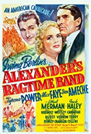 Alexander's Ragtime Band (1938) Poster - Movie Forum, Cast, Reviews