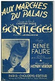 Sortilèges Poster