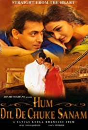 Hum Dil De Chuke Sanam (1999) Poster - Movie Forum, Cast, Reviews
