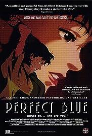 Perfect Blue(1997) Poster - Movie Forum, Cast, Reviews