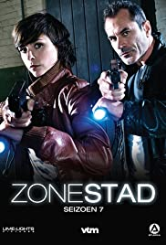 Zone stad Poster