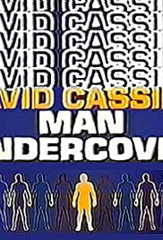 David Cassidy - Man Undercover Poster