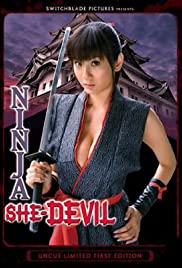 Nonton Movie Ninja She-Devil (2009) Nonton Kunoichi Film Semi Jepang
