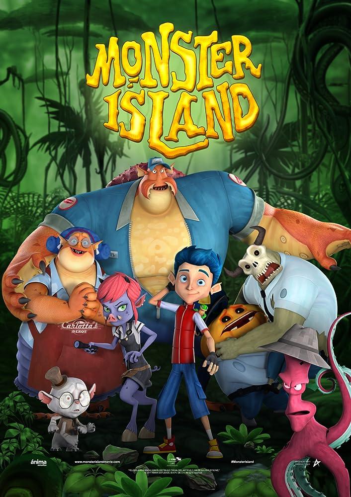 Oglądaj Monster Island (2017) Online za darmo
