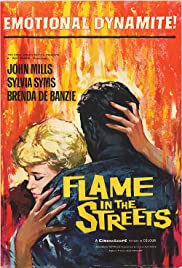 Flame in the Streets (1961) Poster - Movie Forum, Cast, Reviews