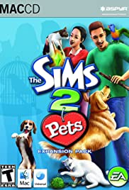 The Sims 2: Pets Poster