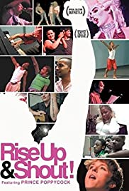 Rise Up and Shout Poster