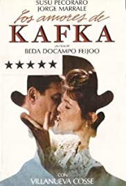 The Loves of Kafka Poster