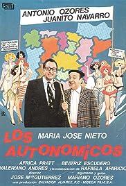 Los autonómicos Poster