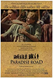 Paradise Road Poster