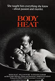 Body Heat (1981) Poster - Movie Forum, Cast, Reviews