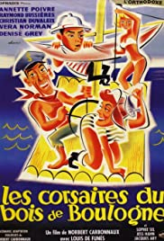 The Pirates of the Bois du Bologne Poster