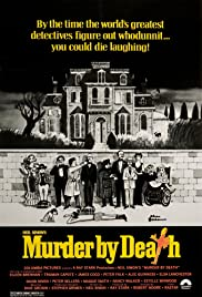 Murder by Death (1976) Poster - Movie Forum, Cast, Reviews