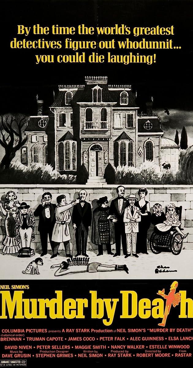 Mirtina žmogžudystė / Murder by Death (1976) online