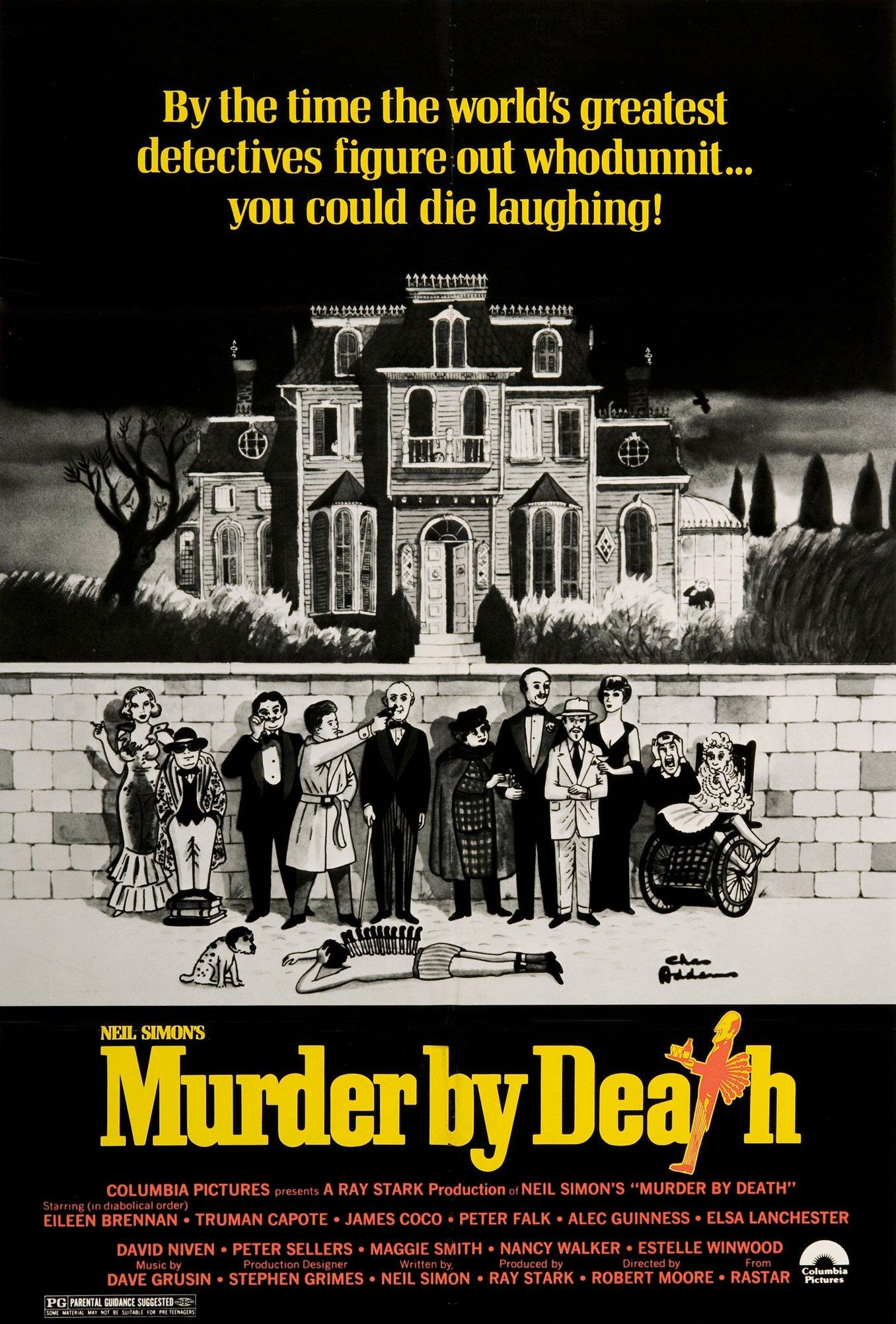 Murder by Death Watch Full Movie Free Online