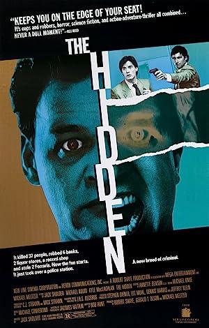 The Hidden poster