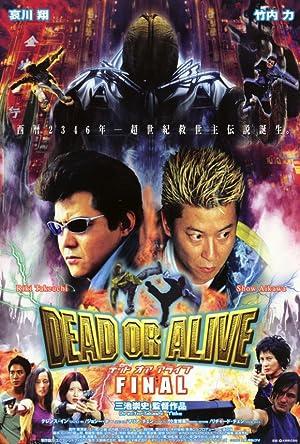 Dead or Alive: Final poster